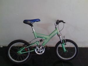 Vendo O Cambio Bicicleta Montañera Ring 16 Pan De Azucar