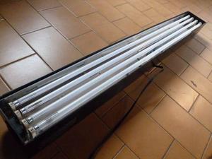 Lampara De Acuario 120 Cm Tubos T5