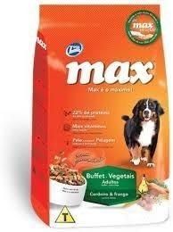 Max Buffet Cordero Y Pollo 8 Kg
