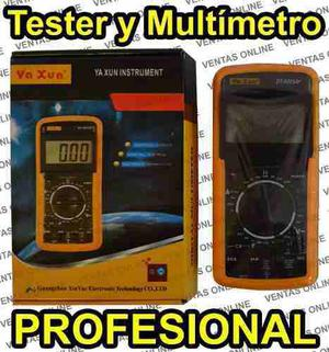 Multimetro Tester Digital Yaxun Dta+