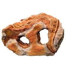 Piedras Decorativas P/acuarios Carved Raimbow Medianas Caja