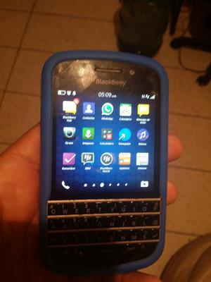 Vendo Blackberry Q10 con Android Whatsaa