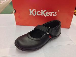 Niña Posot Zapatos Para Escolares Kickers Class xqYWwp0C