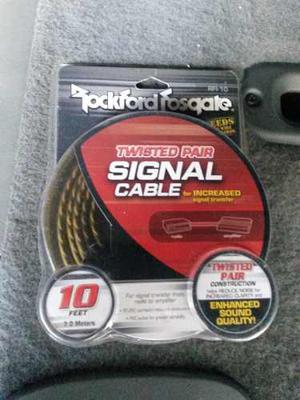 Cables Rca Rockford Fosgate