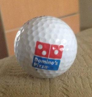 Kz 2 Pelotas De Golf De Coleccion Dominos Pizza
