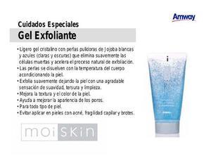 Limpiador Exfoliante Amway