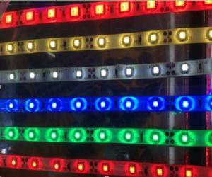 Luces Led En Rollo 5 Metros. Verde, Blanco, Azul, Amarillo,