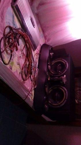 Medios Audiopipe De 8 Pulgadas, 8oh Y 500watts