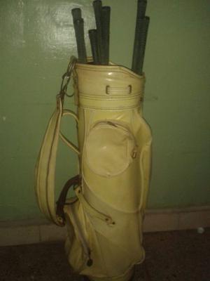 Palos De Golf Titleist Con Bolso