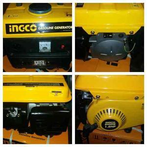 Planta Generador 800 W Marca Inco A Gasolina