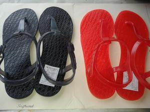 Sandalias plasticas al mayor