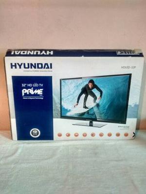 Tv Hyundai 32 Hd Led Nuevo En Su Caja