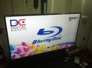 Tv Led Toshiba, Full Hd De 40 Pulg, Modelo 40lum
