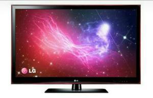 Tv Lg 3d 32' Con Lentes Y Control Remoto, Como Nuevo.