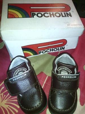 zapatos de niño pocholin