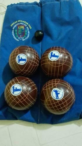 Bolas Criollas Originales, Nuevas