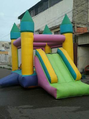 Castillo Inflable, Brinca Brinca, 6x3 Oferta Puerto La Cruz