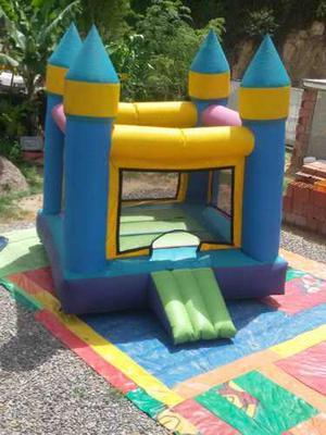 Colchon Inflable De Castillo