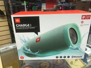 Corneta Jbl Charge3 Bluetoo Original Somos Tienda Mayor Y De