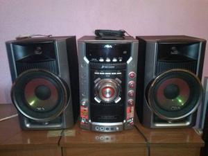 Equipo De Sonido Aiwa, Mp3, 3cd.  Db. Poco Uso