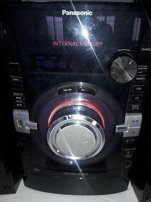 Equipo De Sonido Modular Panasonic