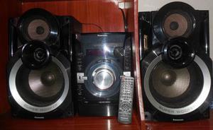 Equipo De Sonido Panasonic Akx-54