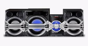 Equipo De Sonido Panasonic Casa Sak78pn Bluetooth Nuevo