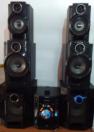 Equipo De Sonido Panasonic Sa-ak970