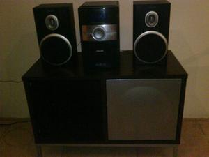 Equipo De Sonido Philips + Modular