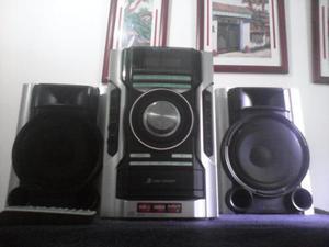Equipo De Sonido Sony 3disc Mpw 65wx2