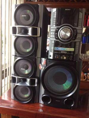 Equipo De Sonido Sony Genezi w