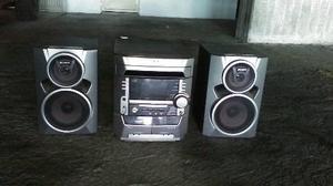 Equipo De Sonido Sony Usado Para Reparar O Repuesto