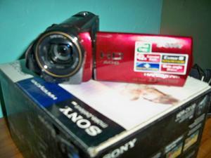 Handycan Sony Cx130 Nueva Poco Uso