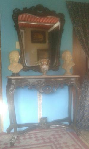 Hermoso Mueble Consola Luis 15