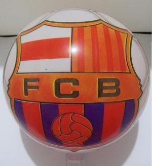 Pelota Balon Del Barcelona Y Del Madrid Grande