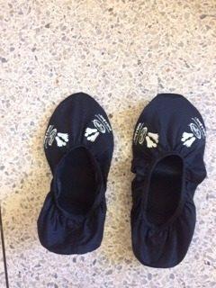 Protector De Zapato Columbia Talla L, Usado, Perfecto Estado