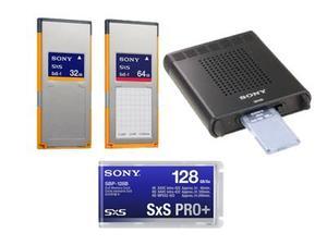 Sxs Pro Sony Xdcam Solicito Servicio De Grabación Y