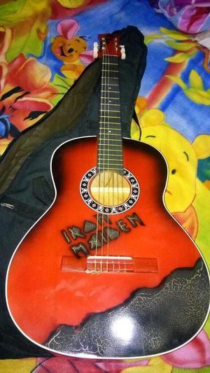 Vendo Guitarra Acústica Nueva