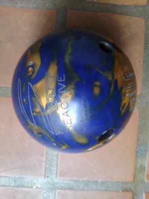 Vendo Pelota De Bowling 15lb Wd Columbia 300 Scout Reactive