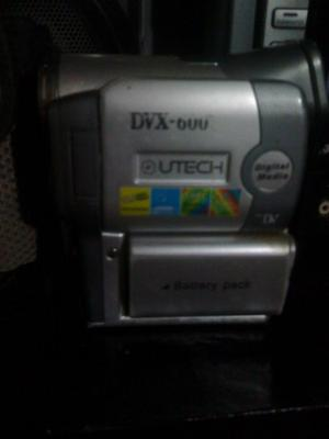 Video Camara Digital 12hp Utech Dvx-600