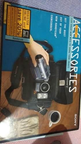 Video Camara Filmadora Sony Hi8 Modelo Ccd Trv338. Sin Usar