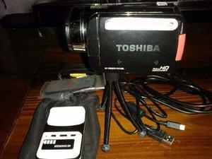 Video Camara Toshiba Camileo X100