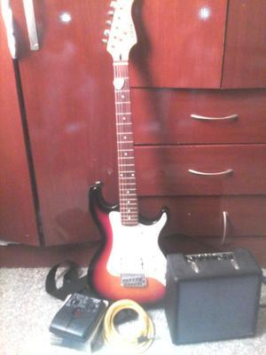 se vende guitarra phil pro negocible