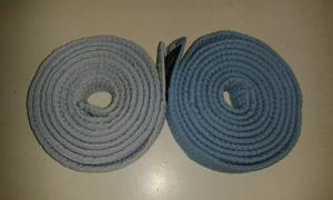 Cintas De Karate Bushido Azul Celeste