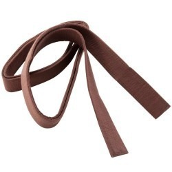 Cinturones Para Artes Marciales Marron Banzai