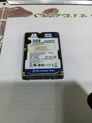 Disco Duro 320gb Sata Laptop