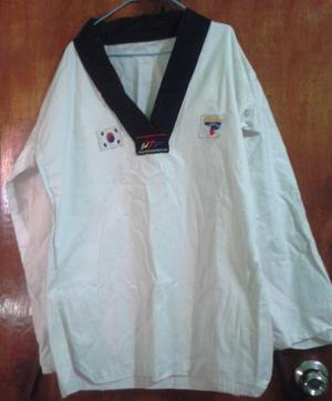 Dobok Uniforme De Taekwondo