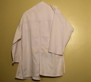 Karategui Blanco Marca adidas Original Talla 3,5