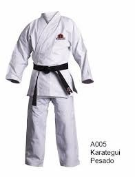 Karategui Pesado (Talla 00-0)(kata) Banzai