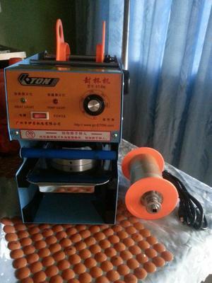 Máquina Selladora de Vasos